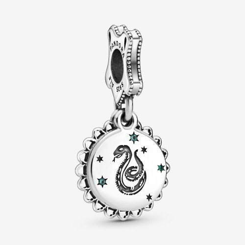 PANDORA HARRY POTTER, CHARM PENDANT SERPENTARD